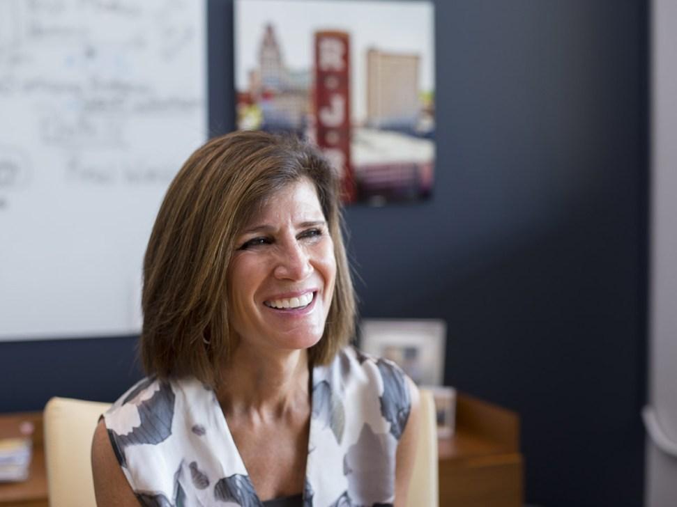 Jennifer Byrne, Founder, Greater Gift