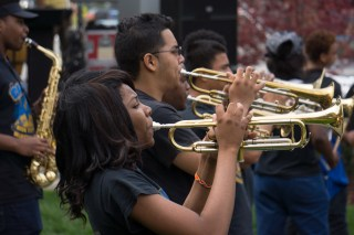 Carver High School, marching band