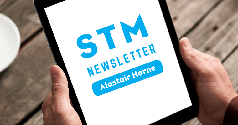 STM Publishing Newsletter – October 2018