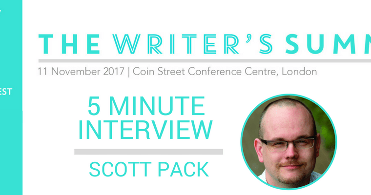 5 Minute Interview Scott Pack
