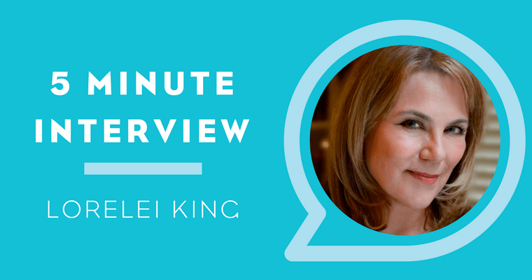 5 Minutes with Lorelei King