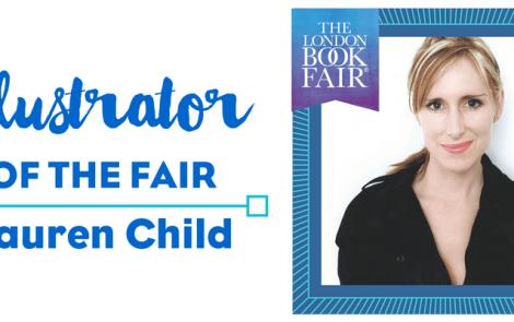 Lauren Child Announced as LBF'S Inaugural Illustrator of the Fair