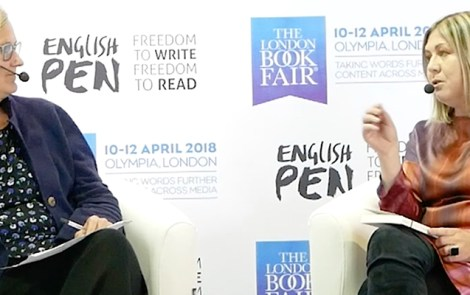 #LBF18 Day Two – The best bits!