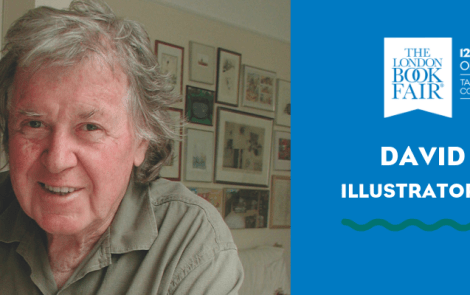 David McKee announced as LBF's Illustrator of the Fair