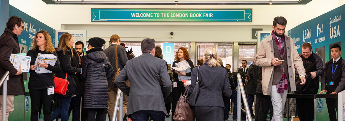 #LBF19 – Day One – The Highlights