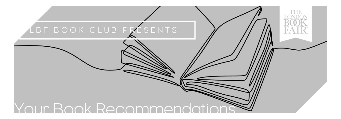 LBF Book Club – Your Book Recommendations