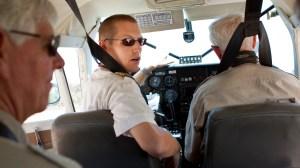 MAF Pilot David Harms serving in Haiti