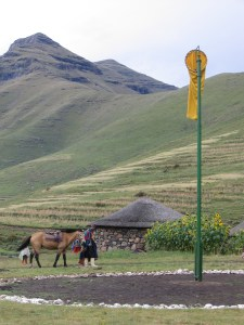 Mission Aviation Fellowship Lesotho Airstrip