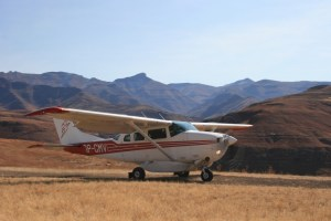 Mission Aviation Fellowship Serves Lesotho Africa