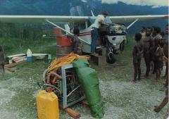 Fixing the plane