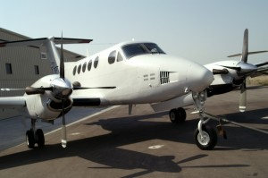 MAF Beechcraft King Air