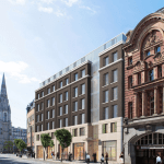 Extra Floor Approved for Marlin's First Aparthotel near London Waterloo