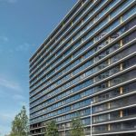Milestone reached for 17 storey Manchester luxury apartment complex