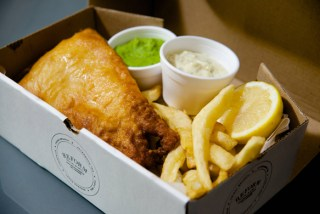 Reform fish and chips