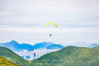 Paragliding HK