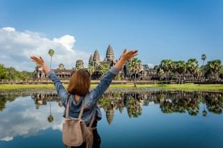 Siem Reap is on the ENTERTAINER Getaways