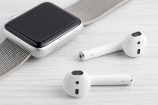 Win a pair of Apple Airpods in the ENTERTAINER's end-of-May redemption contest!