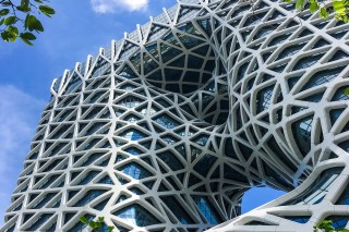 Macau Must Do - the new Hotel Morpheus by Zaha Hadid