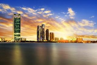 قائمة الإنطلاق في أبو ظبي
