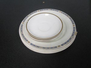 Stacked Assortment of Plates-2