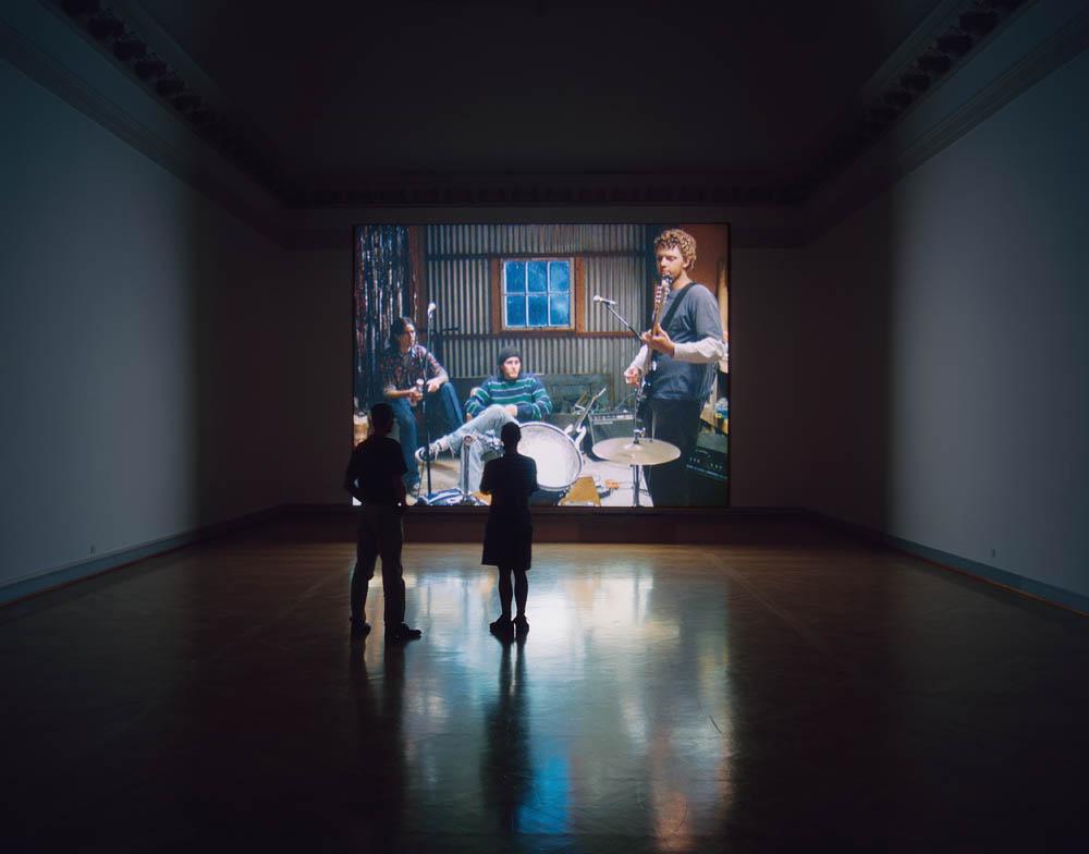 Installation view, Kunstmuseum St. Gallen, St. Gallen