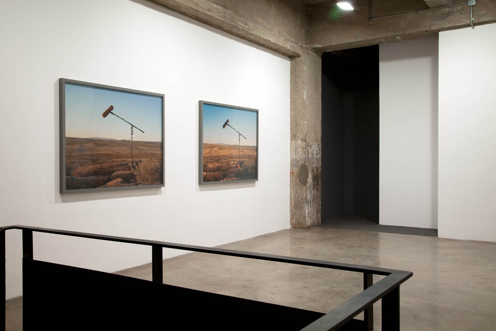 Installation view, Tanya Bonakdar Gallery, New York