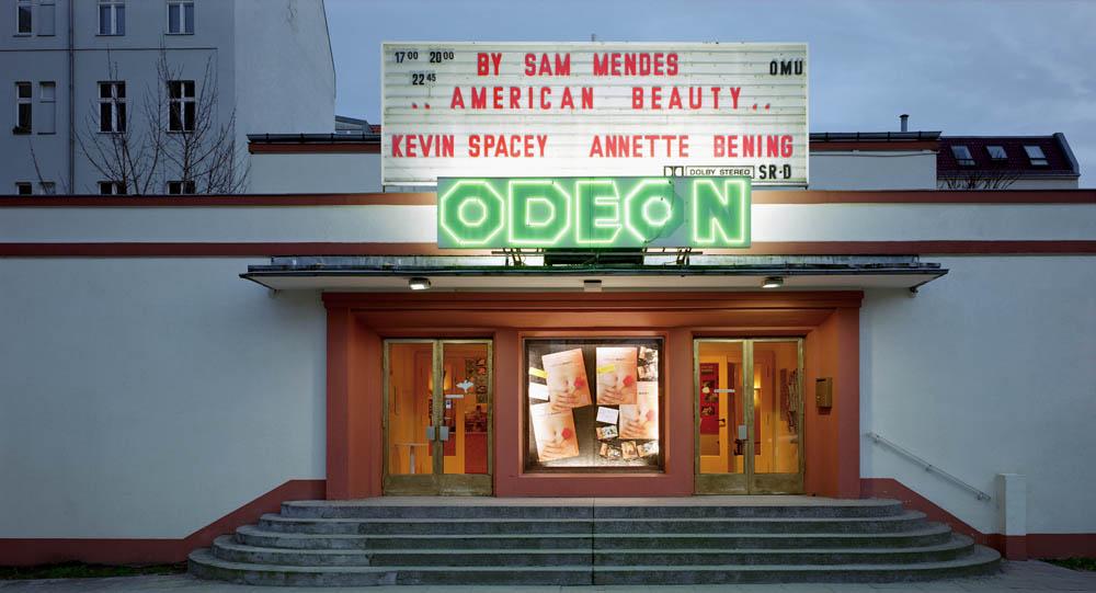Filmstills, Odeon 2002.
