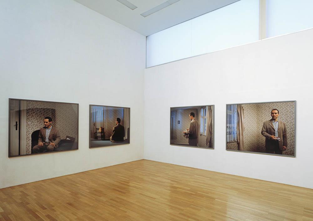 Installation view, Sammlung Goetz, Munich.
