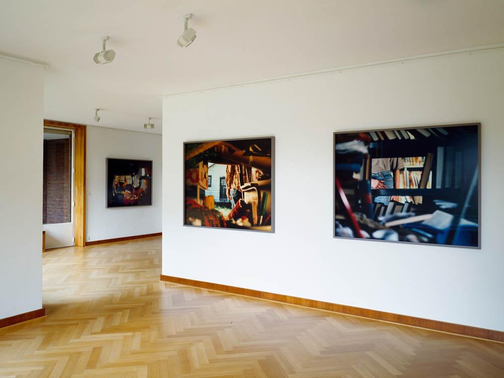 Installation view, Museum Haus Lange / Haus Esters, Krefeld.