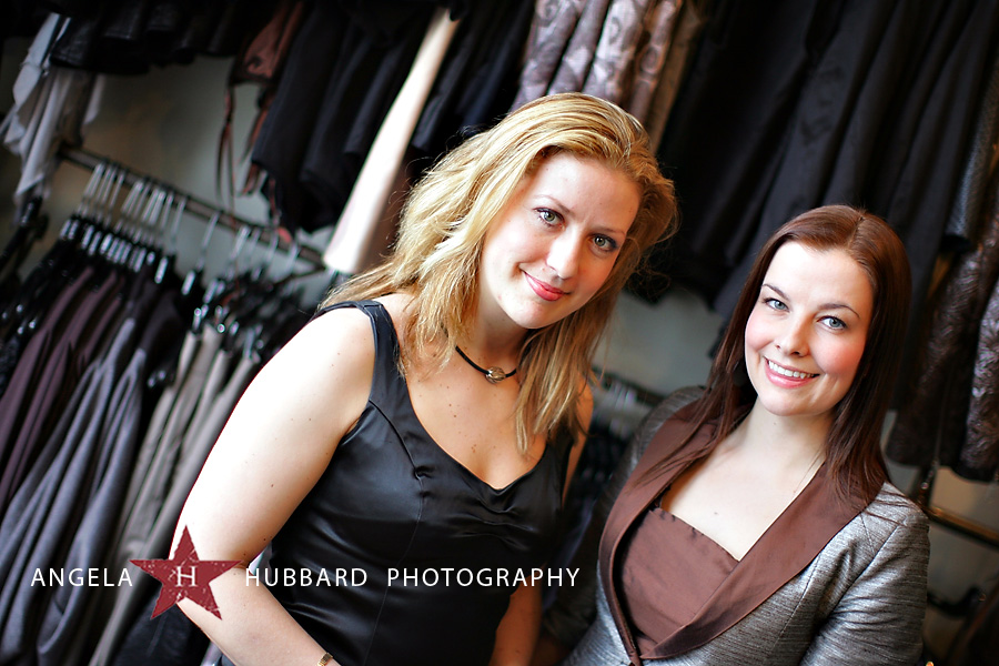 Malene Grotrian + Jenna Fortin