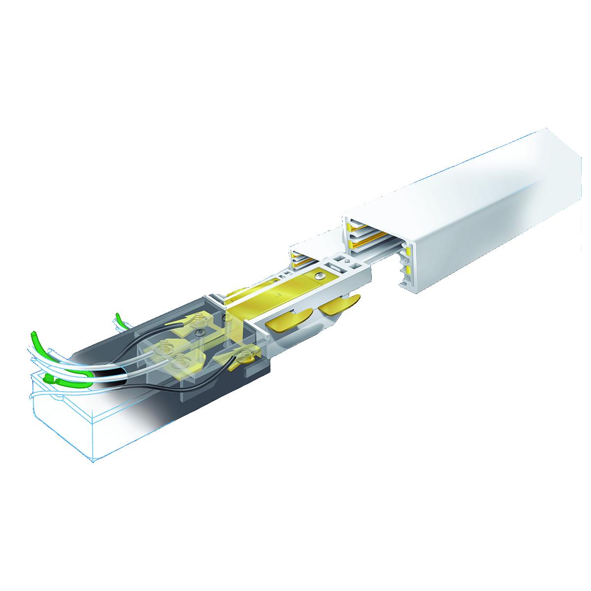 track rails and components prescolite