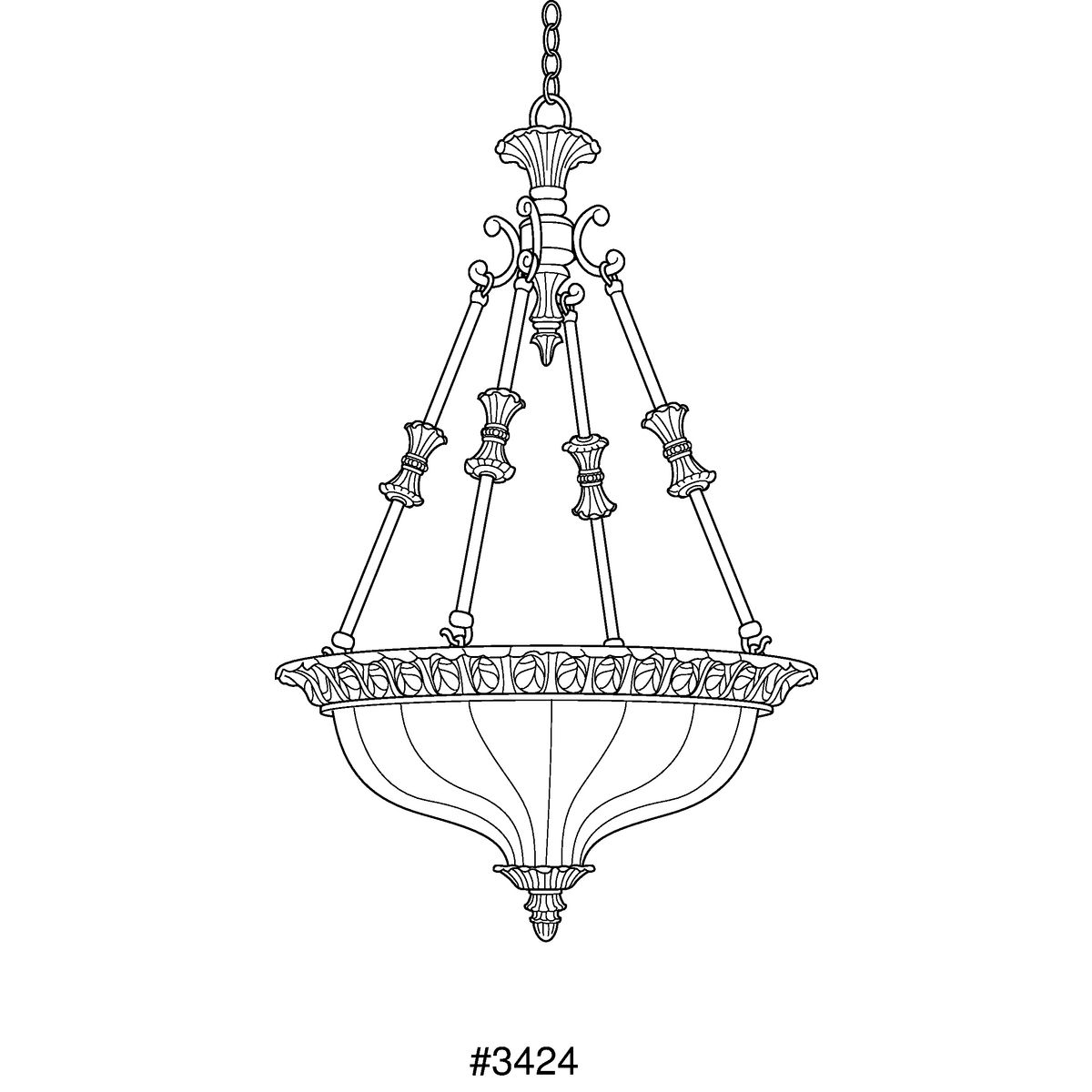 Replay Collection Two Light 14 3 4 Semi Flush