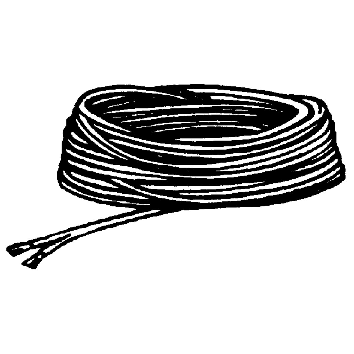 Landscape Accessory 100 Feet Of 12 Volt Cable