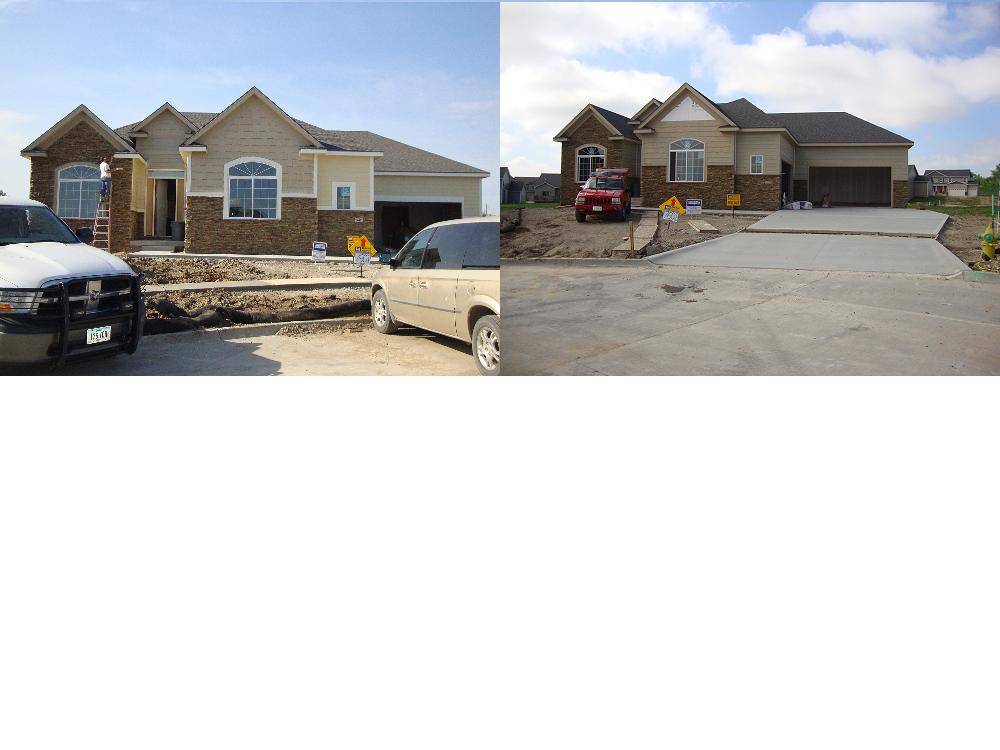 Hubbell Homes- House # 3
