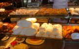 Super meringues in Duomo square bakery/cafe...!