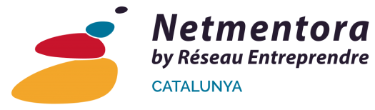 Logo Netmentora Catalunya: Entrepreneurship and mentoring