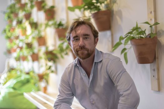 Glovo Co-Founder Sacha Michaud's Quick-Fire Chat with Barna Hub