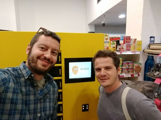 Barna Hub Talks Entrepreneurship, Barcelona & iKeyBnB with CEO Nikolaos Christianos