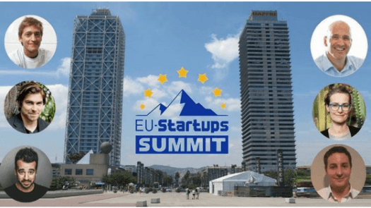 15% off EU Startups Summit: Annual Conference
