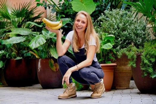 Banana Hub: a special edition with Nanja Wierda and BananArty©