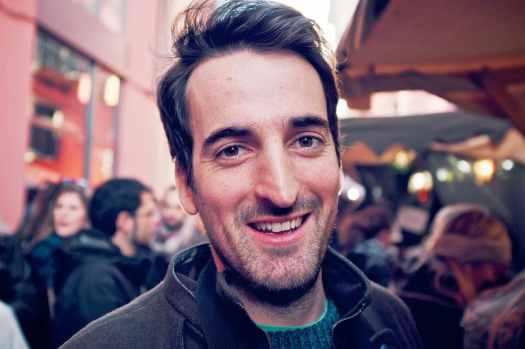 Sancar Sahin, VP of Marketing at Typeform