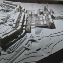 5. Modell von Norden