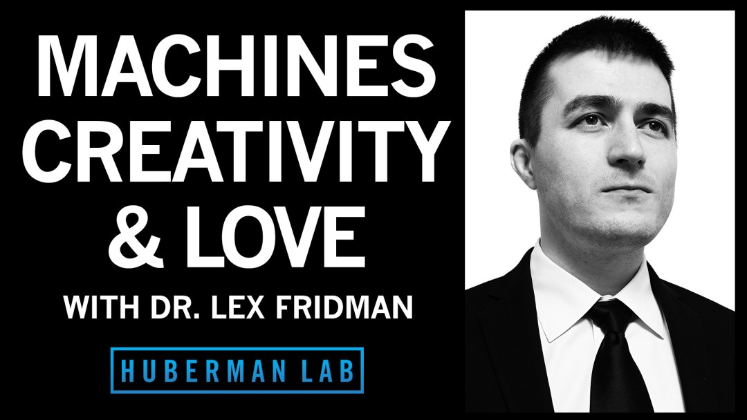 Huberman Lab Podcast Episode 29 Title Card