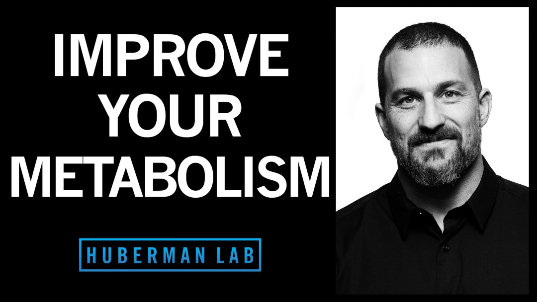 Huberman Lab Podcast Episode 17 Featured Image