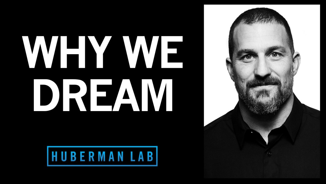 Huberman Lab Podcast Episode 5 Featured Image