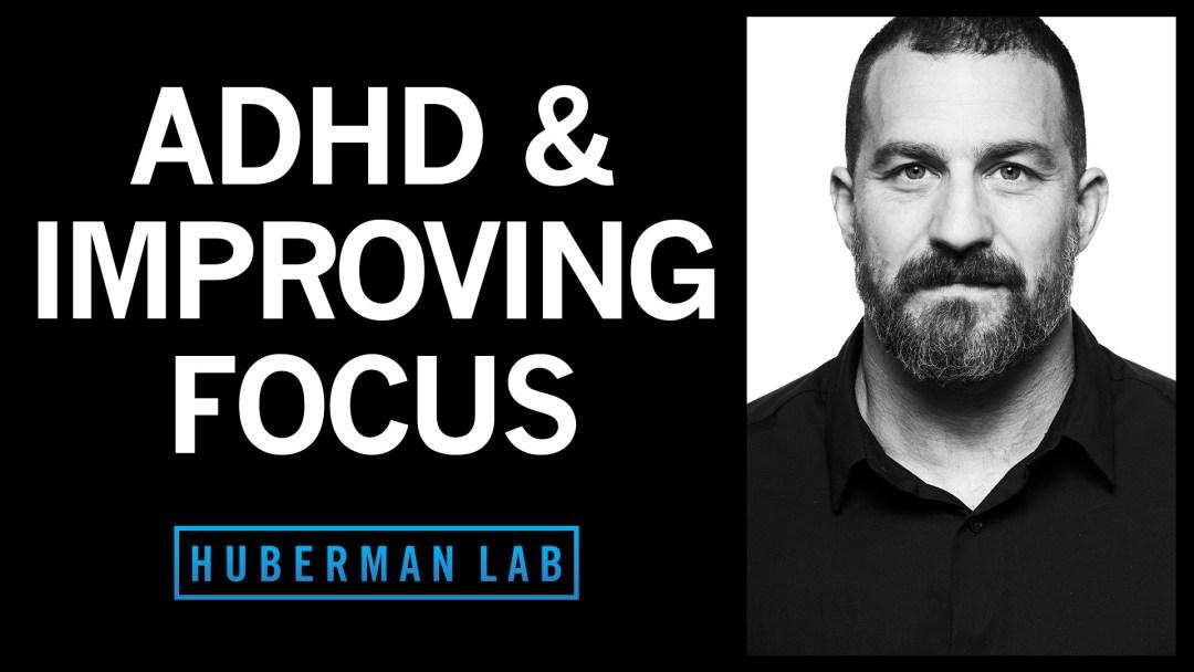 Huberman Lab Podcast Episode 37