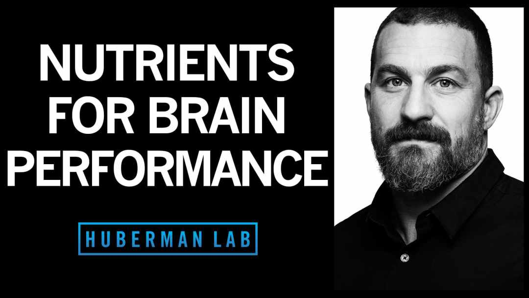 Huberman Lab Podcast Episode 42 Featured Image