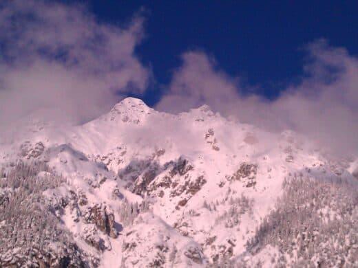 Erstes Bild vom Skigebiet Schlick 2000