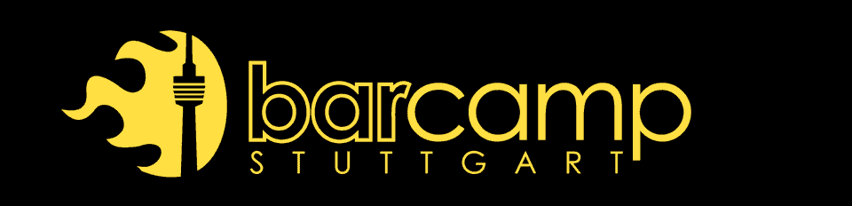 Logo des Barcamps Stuttgart