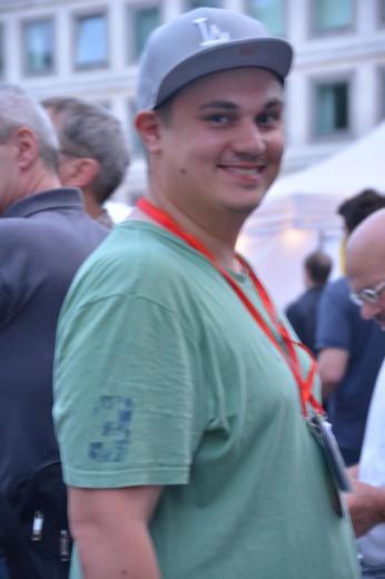 Miso beim Sommerfestial der Kulturen 2013